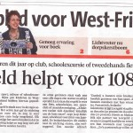 Noordhollands Dagblad 10 december 2013