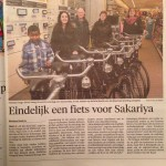 Noordhollands Dagblad 3 februari 2014